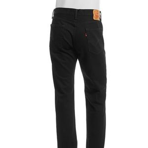 Levi's 501 Original Fit in Black